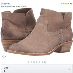 Dolce Vita Charee ankle bootie